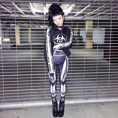 Health Goth Clothing Brands