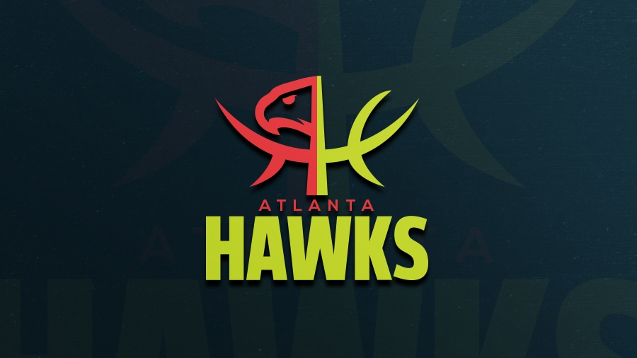 Addison Foote Atlanta Hawks NBA Logo Redesign