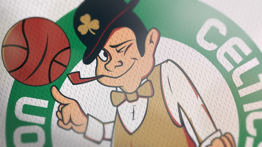Addison Foote Boston Celtics NBA Logo Redesign Mock-Up