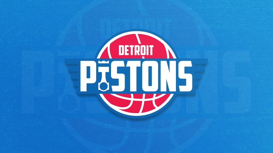 Addison Foote Detroit Pistons NBA Logo Redesign