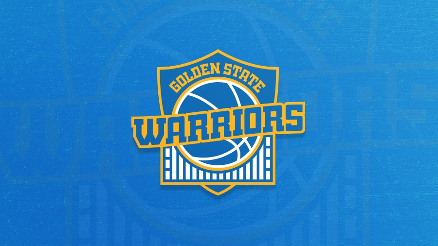 Addison Foote Golden State Warriors NBA Logo Redesign