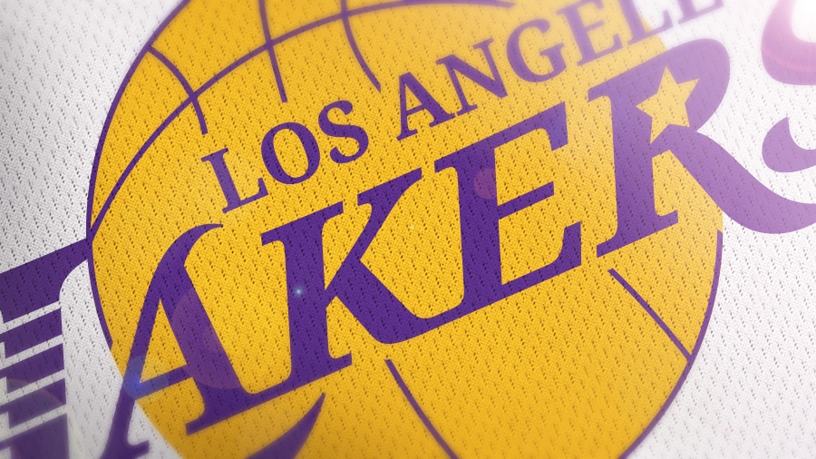 Addison Foote Los Angeles Lakers NBA Logo Redesign Mock-Up