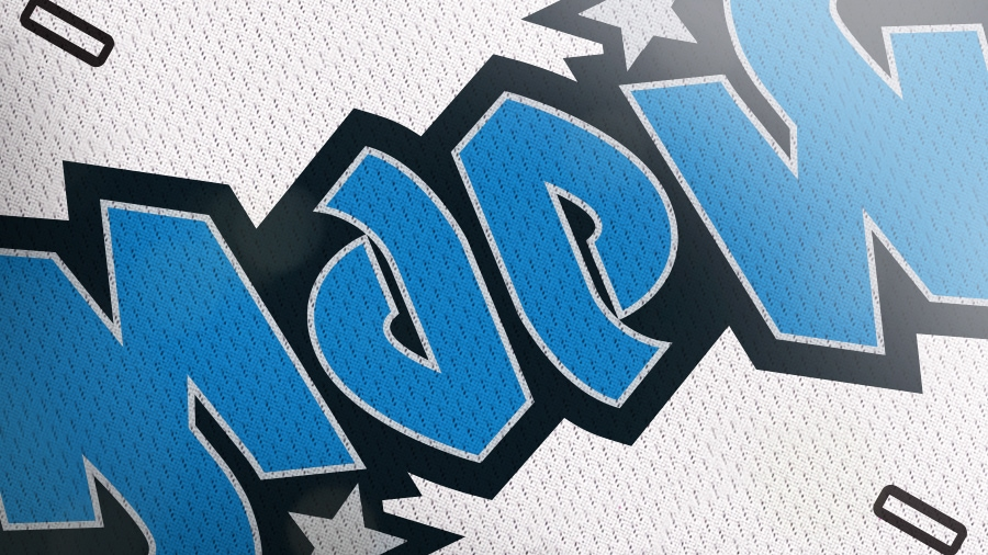 Addison Foote Orlando Magic NBA Logo Redesign Mock-Up