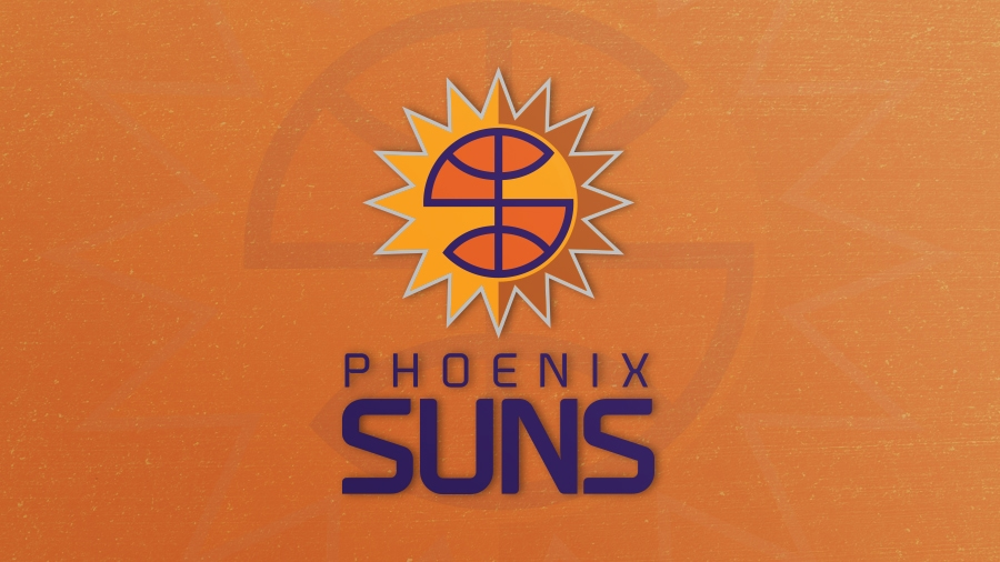 Addison Foote Phoenix Suns NBA Logo Redesign