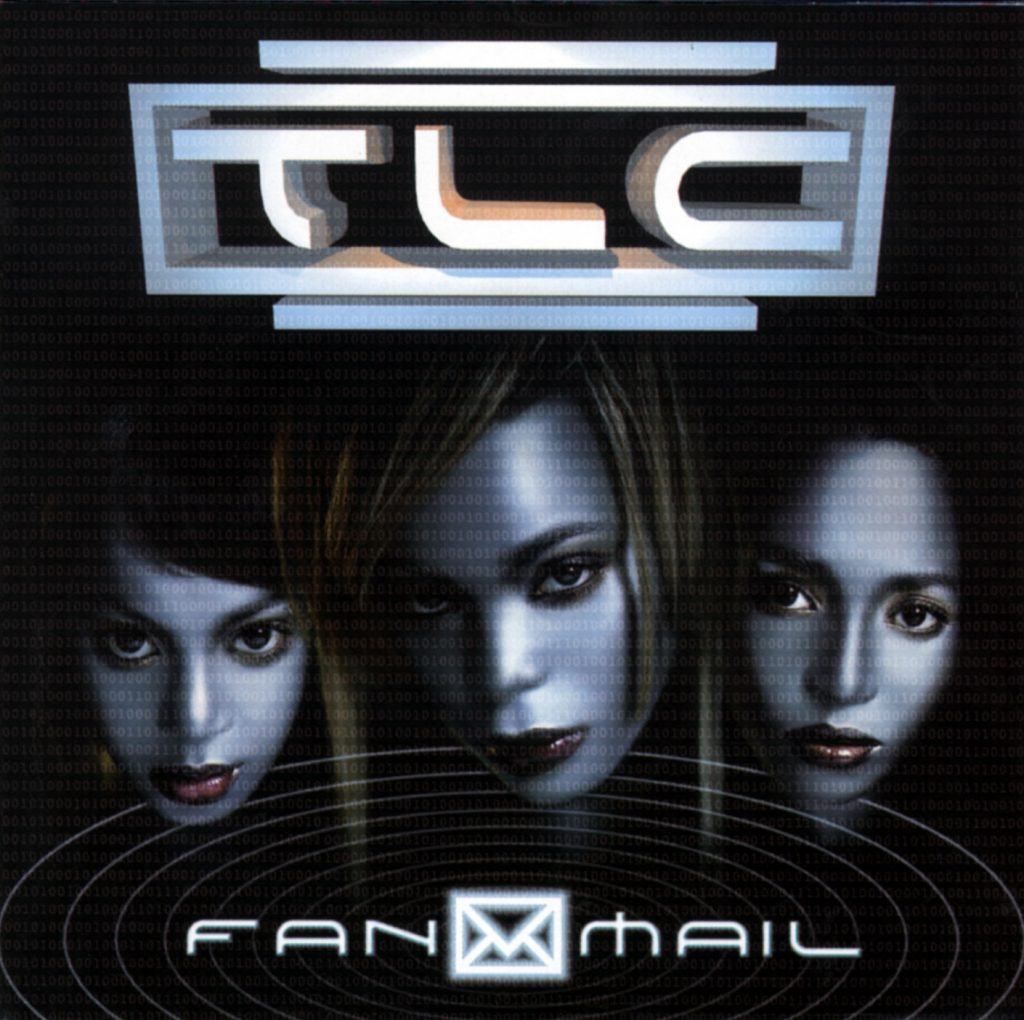 TLC - FanMail Cover Y2K Futurism