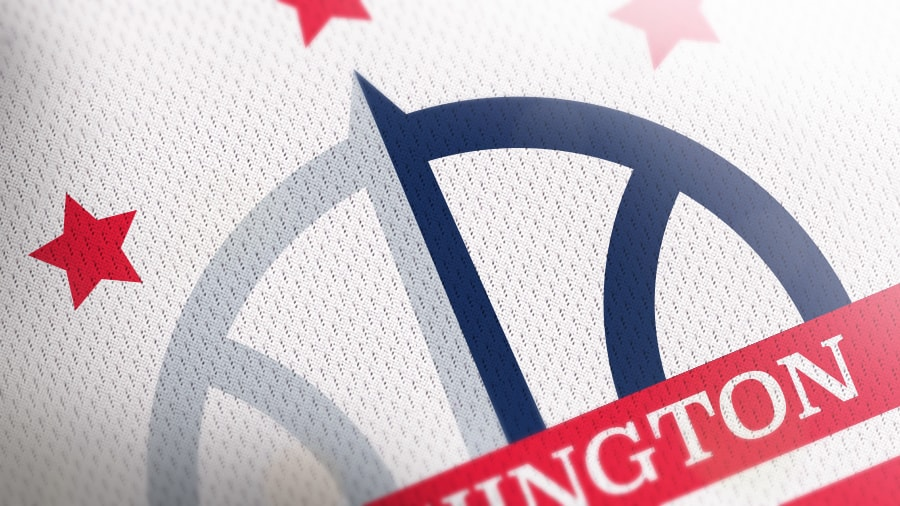 Addison Foote Washington Wizards NBA Logo Redesign Mock-Up