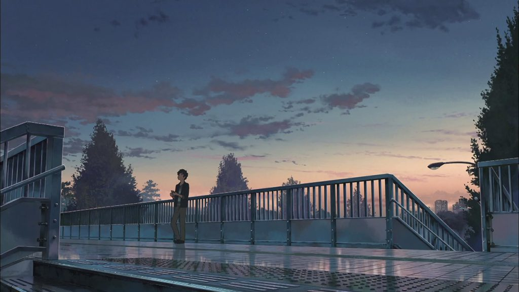 Your Name Is TV Background Art by Mateusz Urbanowicz