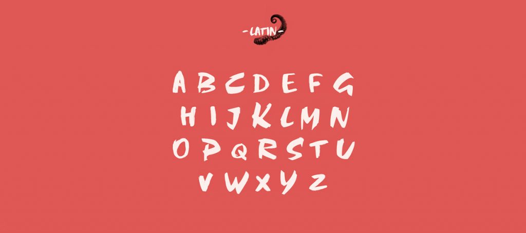 Abys- Free Font