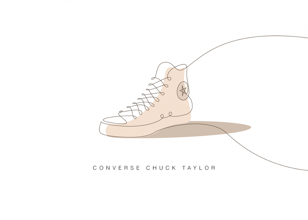 Converse Chuck Taylor - Memorable Sneakers