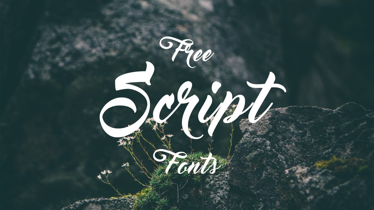 Free Professional Fonts For Designers