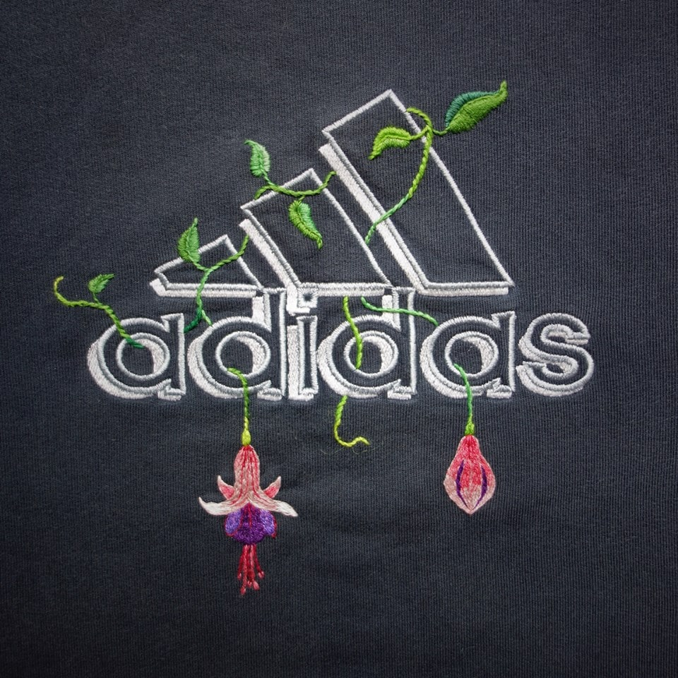 James Merry Embroidery - Adidas