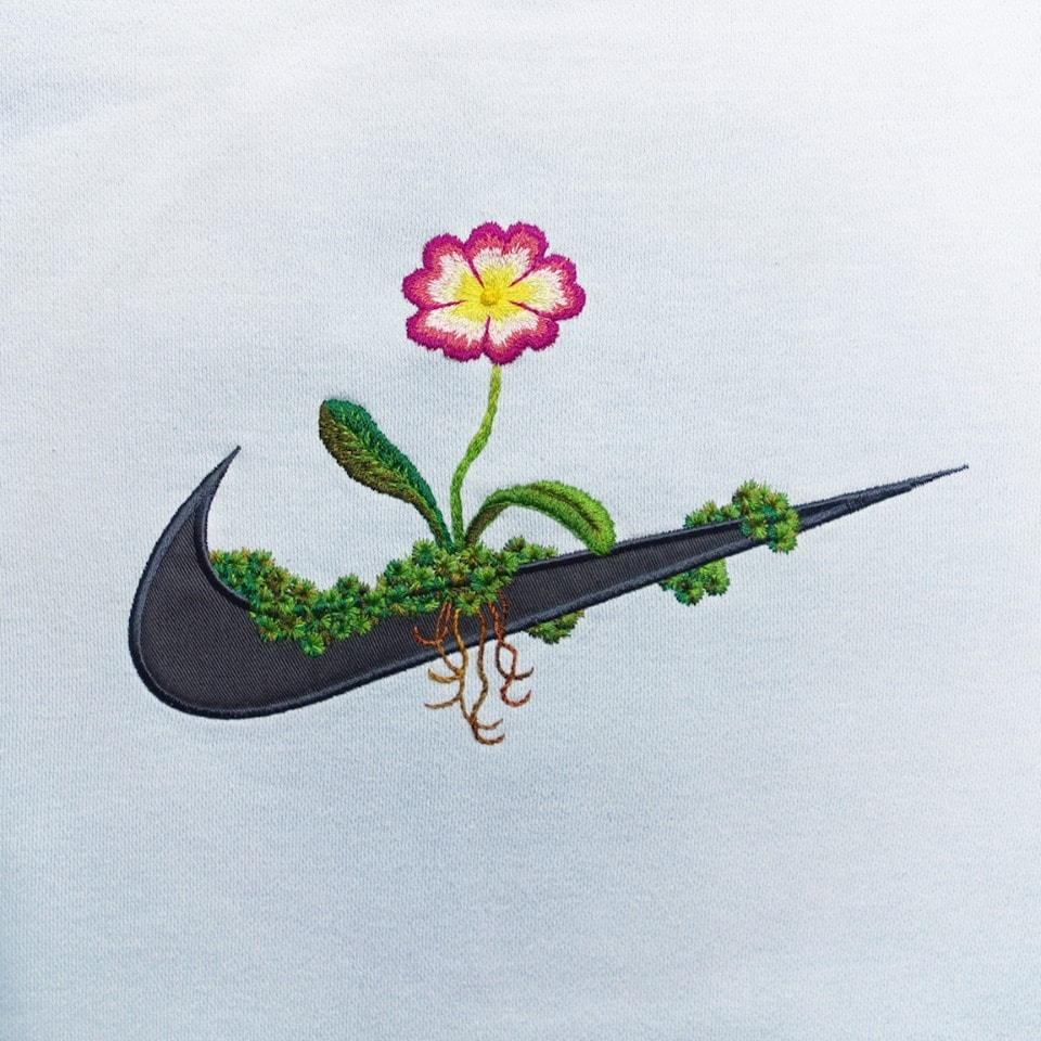 James Merry Embroidery - Nike