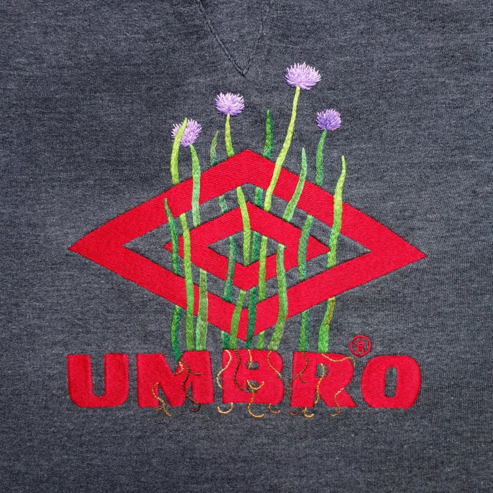 James Merry Embroidery - Umbro