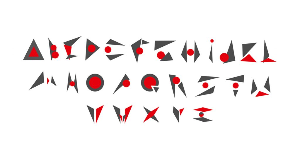 POLYCLE - Free Custom Alphabet