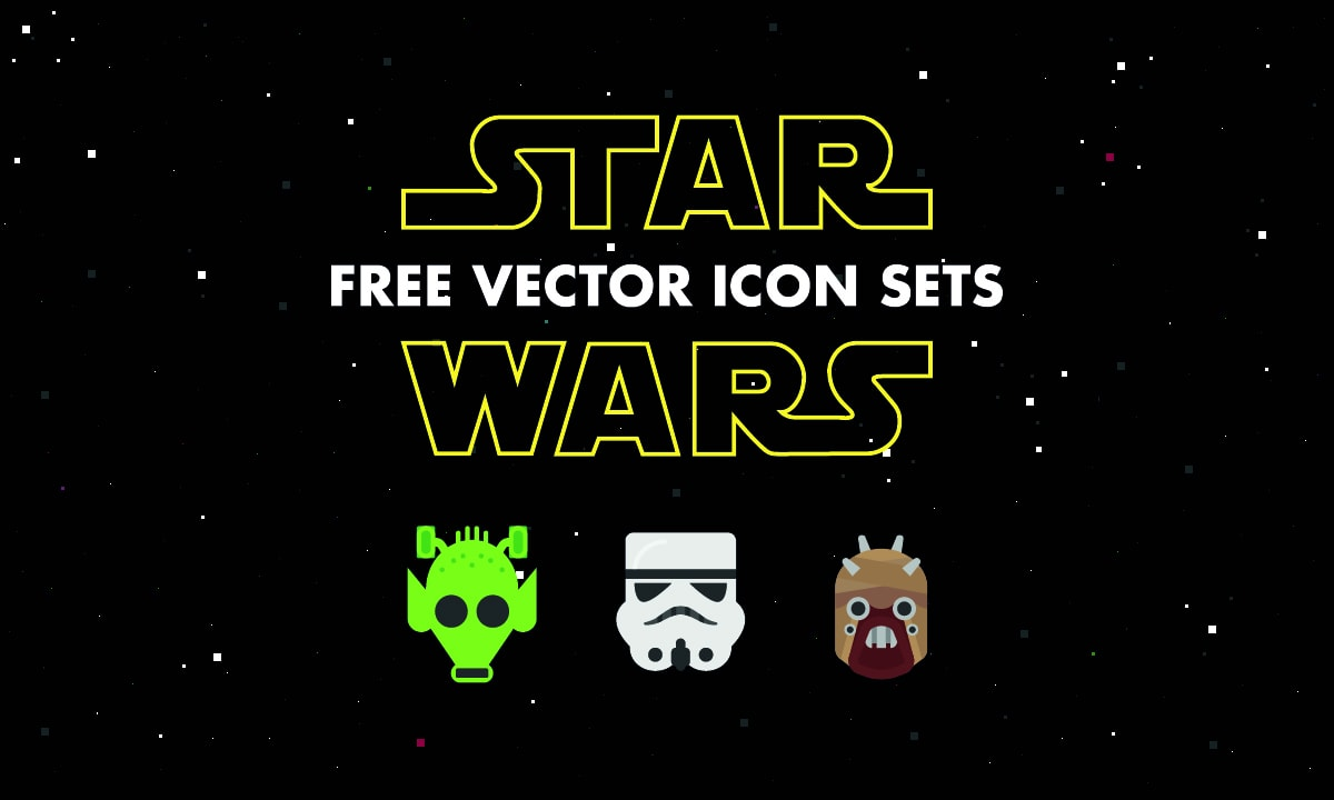 Free Star Wars Vector Icon Sets-01