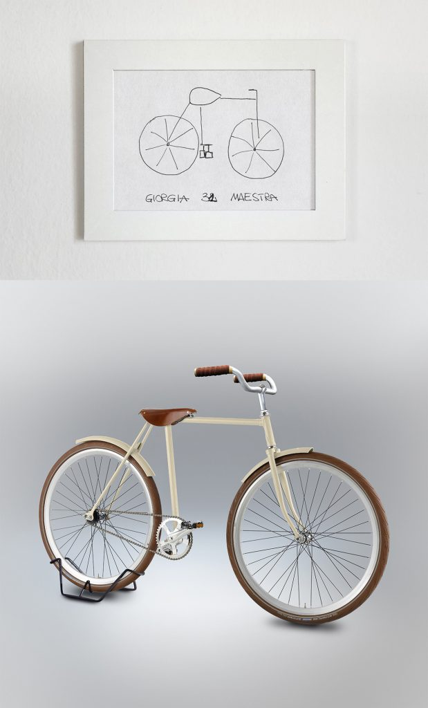 Velocipedia - Minimal Bicycle By Gianluca Gimini