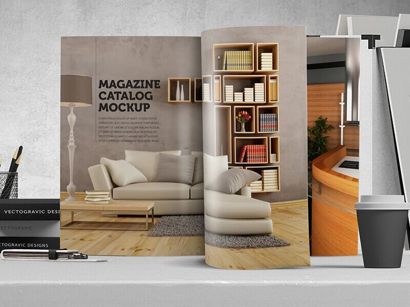 The Best 15 Free Psd Magazine Mockups Hipsthetic