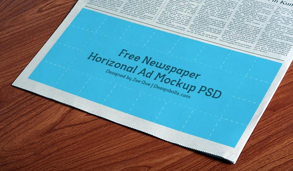The Best Free Psd Newspaper Mockups | Hipsthetic