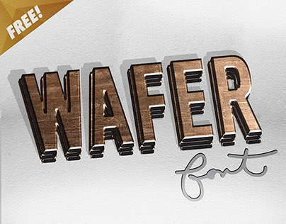the best 11 free 3d fonts hipsthetic