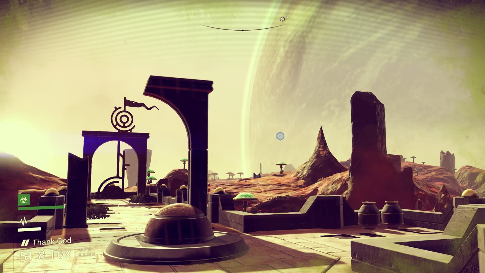 No Mans Sky - Architecture Screenshot