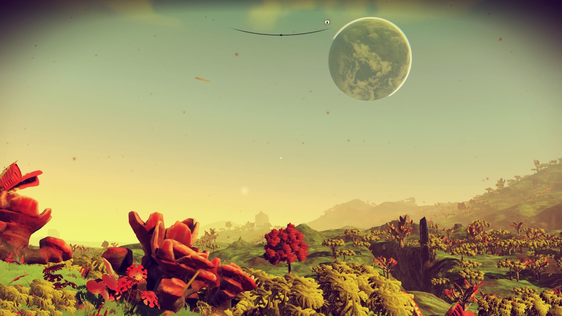 13 Jaw Dropping No Mans Sky Planets Hipsthetic