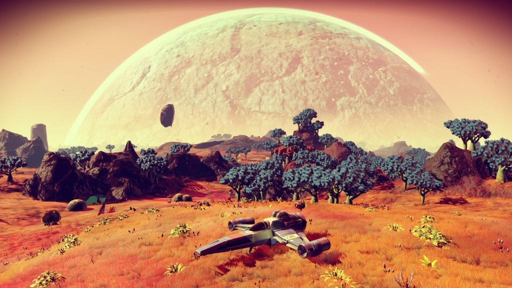 13  jaw-dropping no mans sky planets