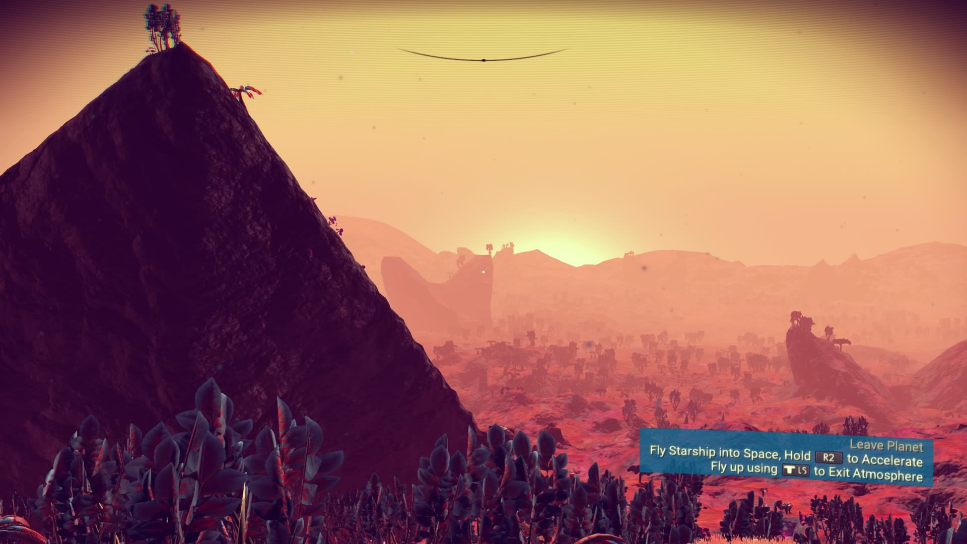 No Mans Sky - Pyramid Planet