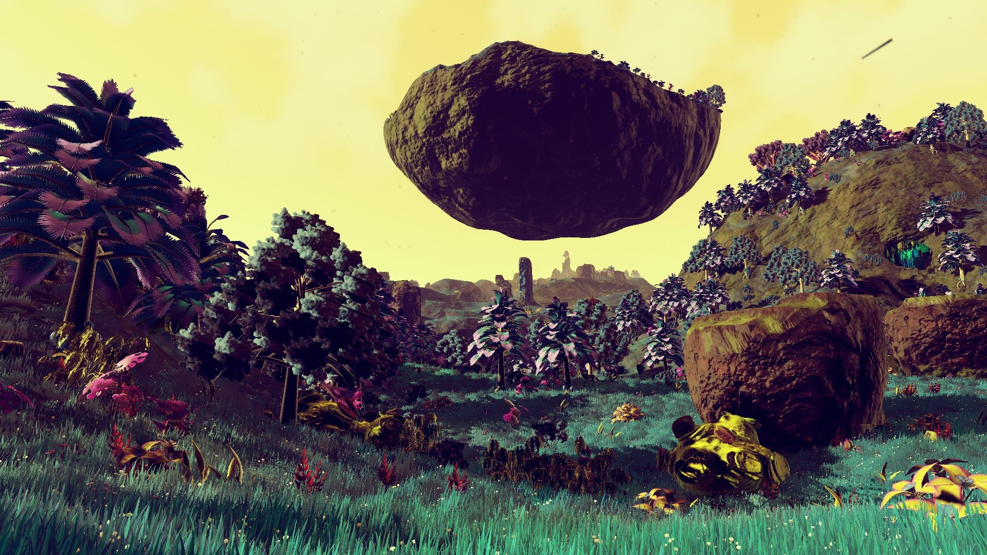 No Mans Sky - Reddit Planet Screenshot