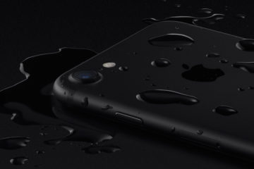 Apple iPhone 7 - Water Ressistance