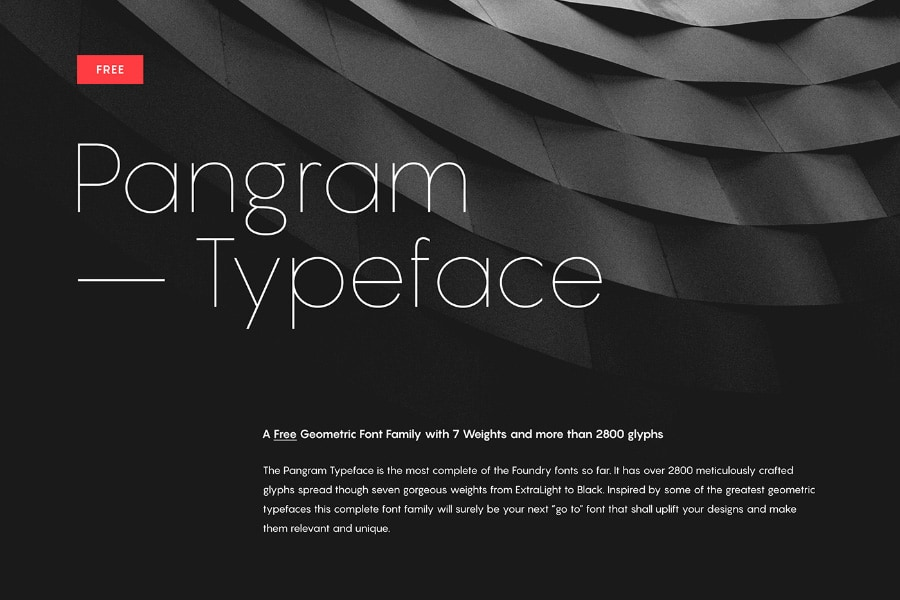 16+ Essential FREE Minimal Fonts - Hipsthetic