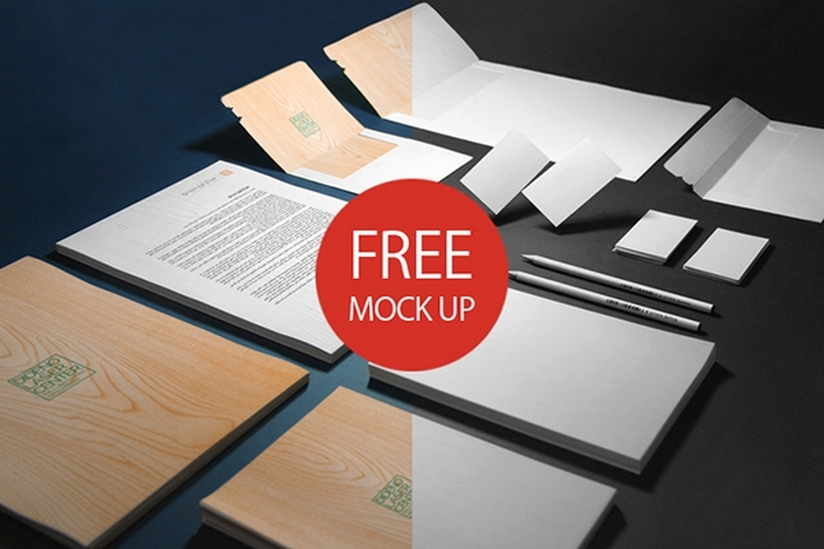 The Best 32 Free Branding Identity And Stationery Psd