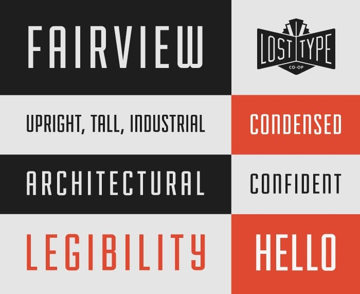 Free Hipster Font Download - Fairview