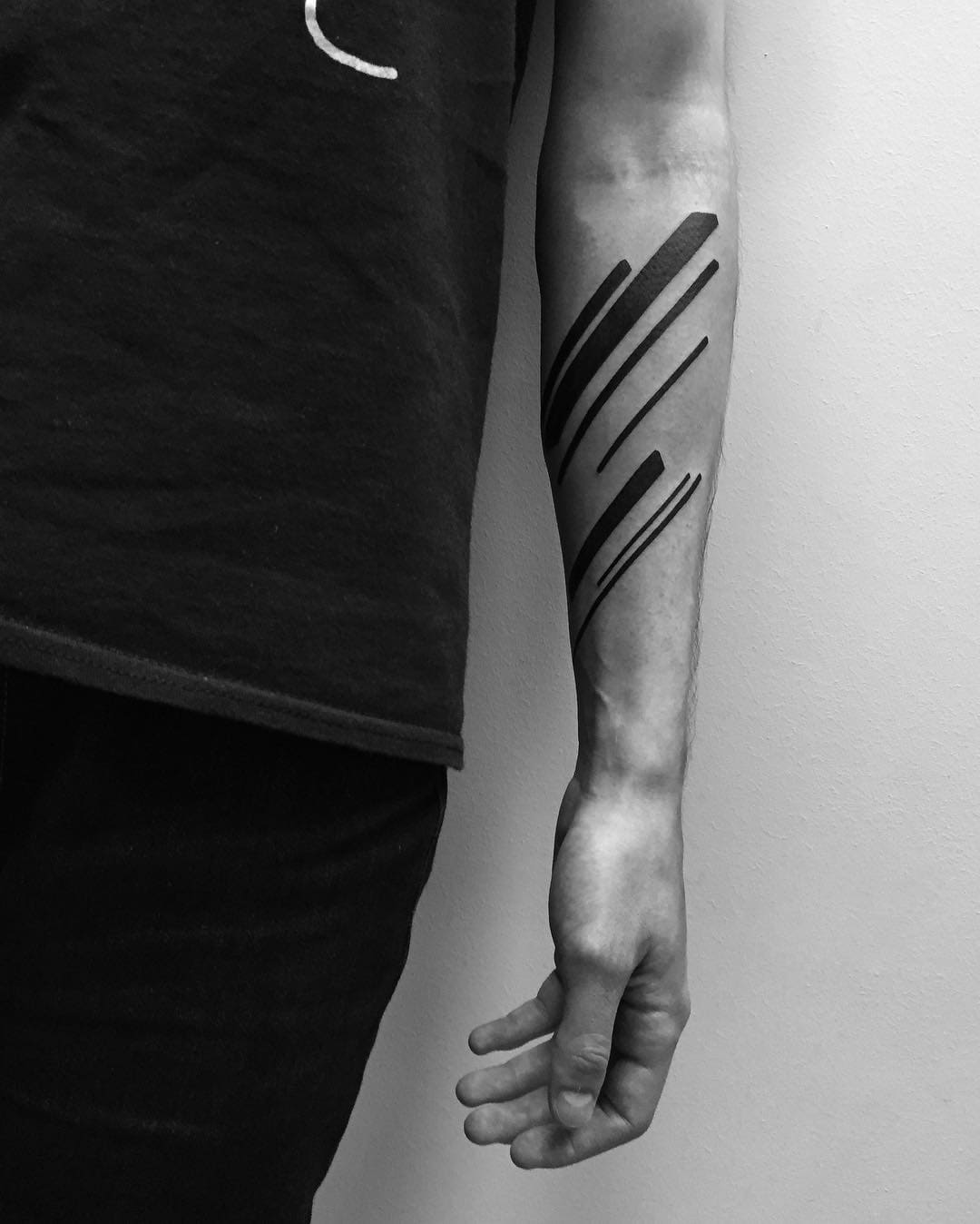 Minimal Forearm Tatoo by Digimatism