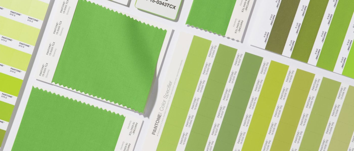 Pantone Color of The Year - Greenery