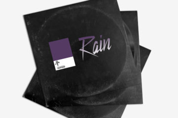 Pantone Rain - Prince Purple Color Album Cover