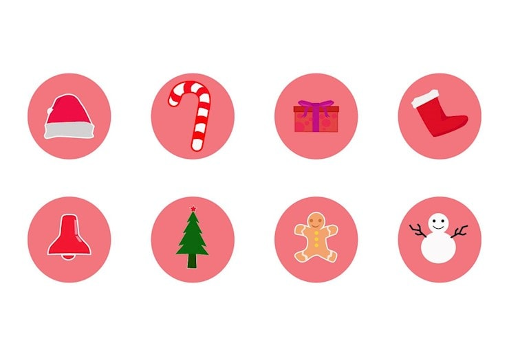 free-christmas-icon-vector