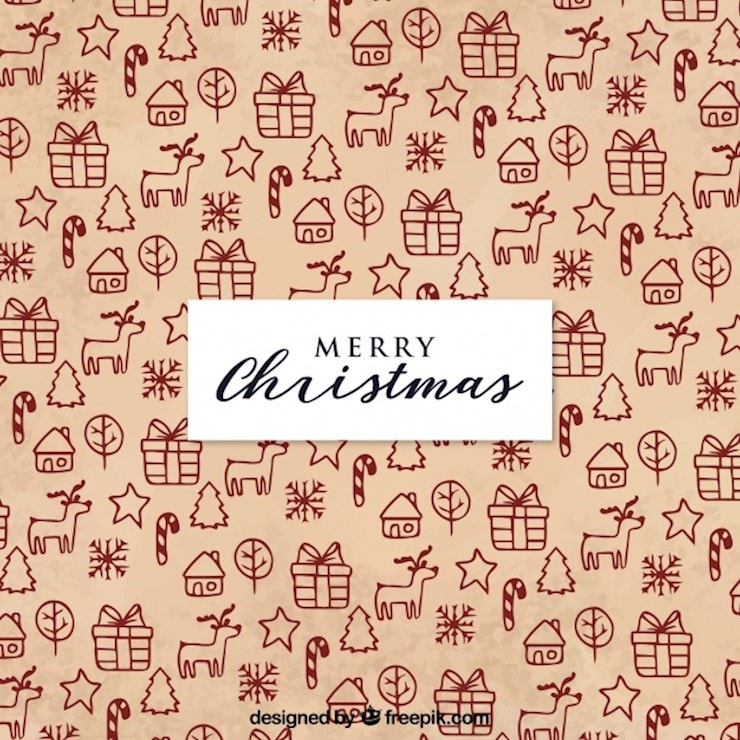 merry-christmas-patterned-background_23-2147726725
