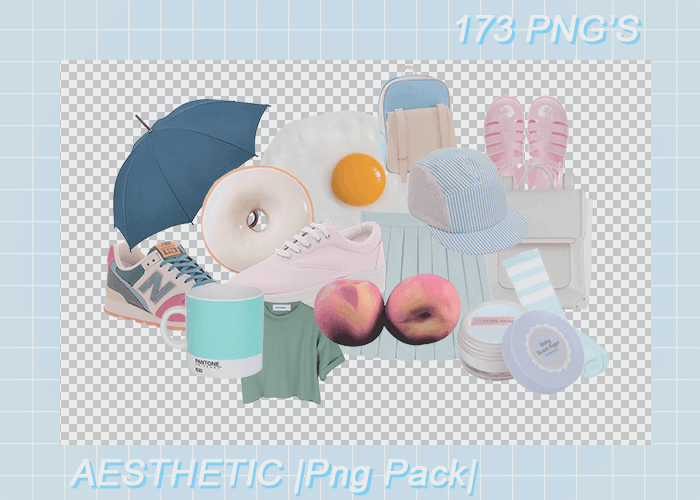 Aesthetics PNG Pack by natieditions00