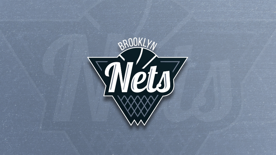 Addison Foote Brooklyn Nets NBA Logo Redesign