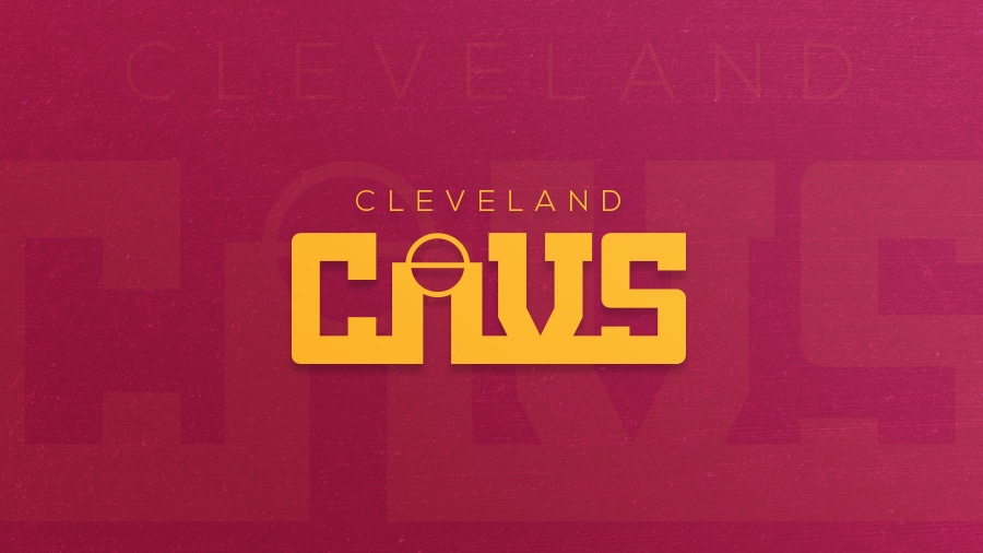 Addison Foote Cleveland Cavaliers NBA Logo Redesign