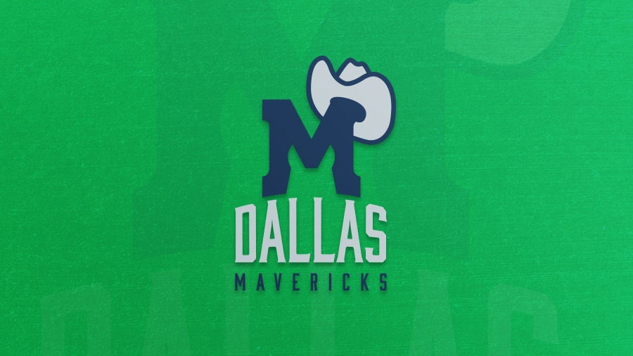 Addison Foote Dallas Mavericks NBA Logo Redesign