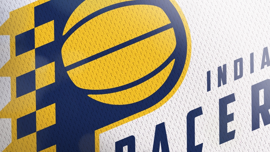 Addison Foote Indiana Pacers NBA Logo Redesign Mock-Up