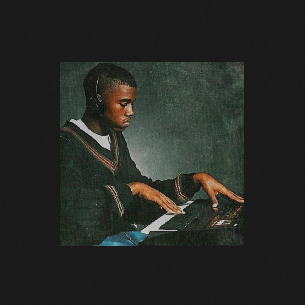 Kanye West - Real Friends Cover