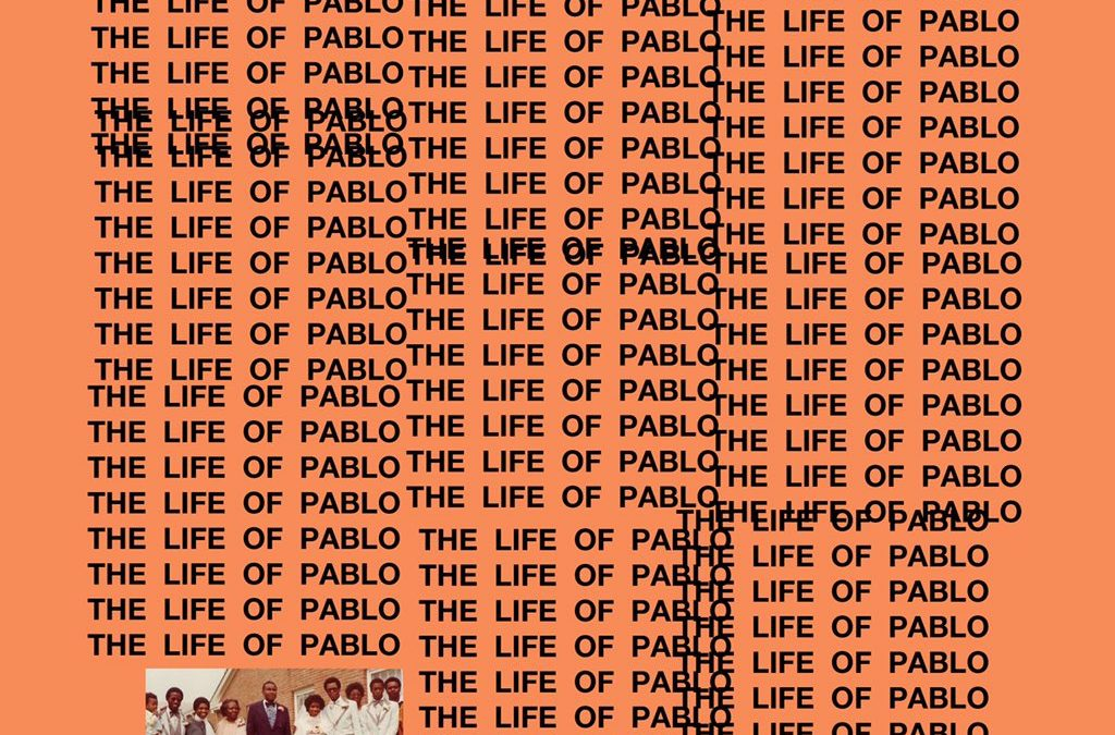 Kanye West Unveils The Life of Pablo Album Cover