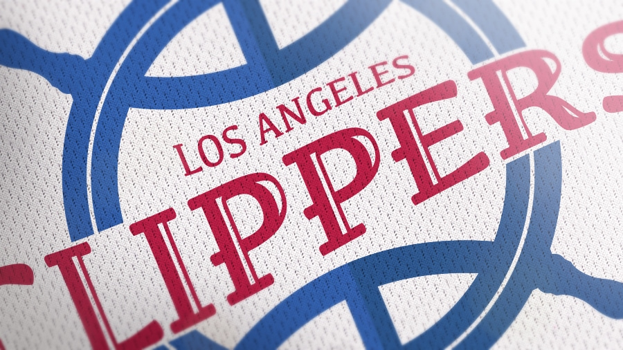 Addison Foote Los Angeles Clippers NBA Logo Redesign Mock-Up