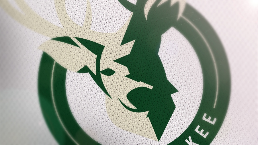 Addison Foote Milwaukee Bucks NBA Logo Redesign Mock-Up
