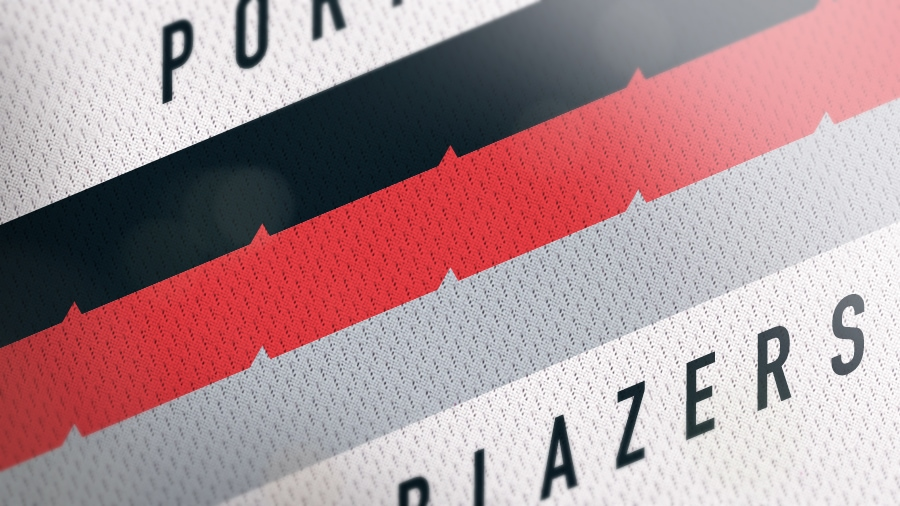 Addison Foote Portland Trailblazers NBA Logo Redesign Mock-Up