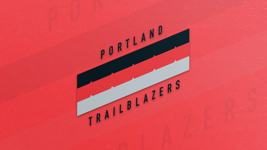 Addison Foote Portland Trailblazers NBA Logo Redesign