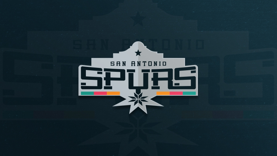 Addison Foote San Antonio Spurs NBA Logo Redesign