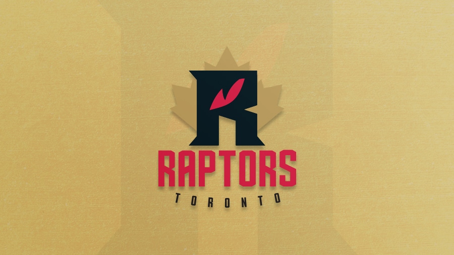 Addison Foote Toronto Raptors NBA Logo Redesign